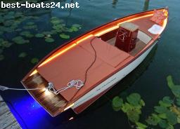 MOTOR BOATS: MY ELECTROBOAT MY-JUNIOR CLASSIC