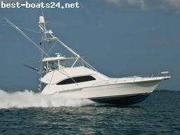 MOTOR BOATS: BERTRAM 570