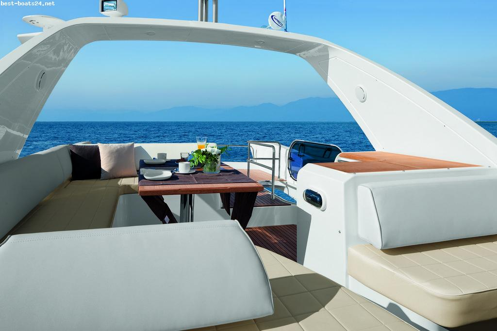 AZIMUT 60 FLY - NEU/NEW