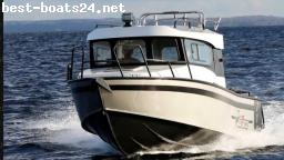 MOTOR BOATS: ALU FORCE 710 PILOTHOUSE -VERKAUFT-