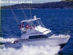 MOTOR BOATS: BERTRAM 33 SPORT FISH