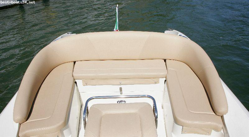 SCANNER 710 ENVY + MERCRUISER 4.5LT./250