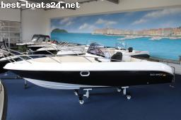 BARCHE A MOTORE: RAJO RAJO MM630 SUNDECK
