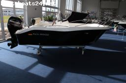 MOTOR BOATS: RAJO RAJO MM450 OPEN