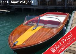 MOTOR BOATS: CHRIS CRAFT CONTINENTAL 18 ELEKTRO LAGERND