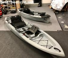 ROWING BOATS: ASCEND (BASSPROSHOPS) ASCEND H10 HYBRID ANGELKAJAK