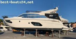 MOTORBOOTE: ABSOLUTE 52 FLY - 2014 - IPS 600