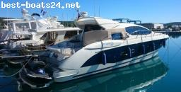 MOTOR BOATS: ATLANTIS 50 HT 4 - IPS - DOOR - 2009