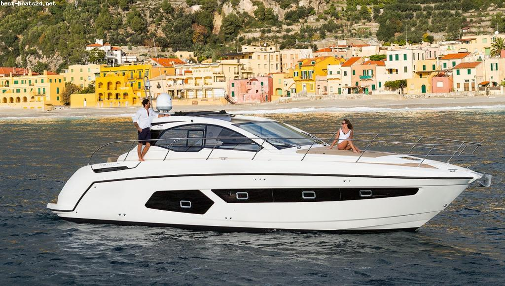 AZIMUT ATLANTIS 43 - MODEL 2017