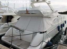 MOTORBOOTE: AZIMUT 62 FLY EVO - MODEL 2007