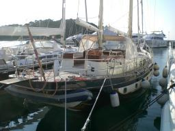 SAILING BOATS: TA CHIAO KETCH 60 - TOTAL REFIT !!
