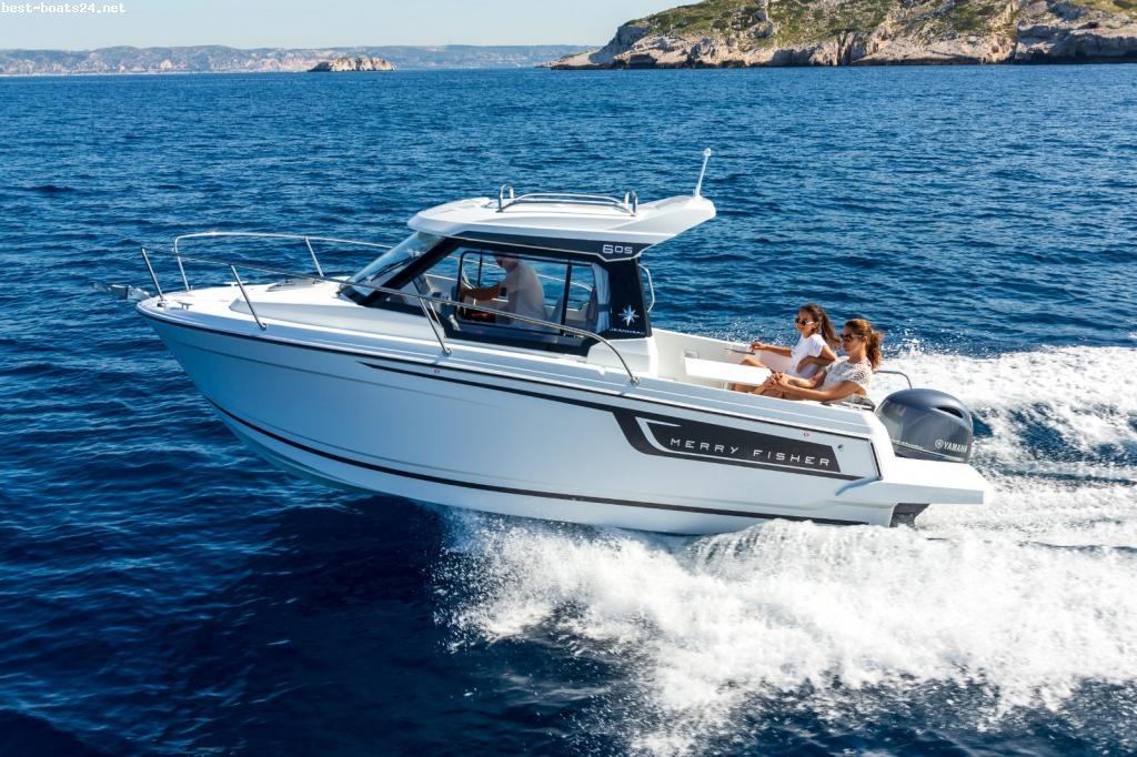 JEANNEAU MERRY FISHER 605 MIT YAMAHA