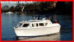 MOTOR BOATS: VIKING 26 WB
