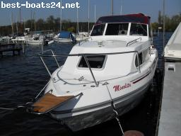 MOTOR BOATS: VIKING 22 DL