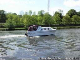 MOTOR BOATS: VIKING VIK 20 CRUISER