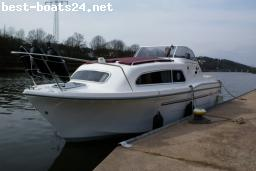 MOTOR BOATS: VIKING CRUISER 255 VIKING