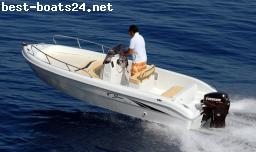 MOTOR BOATS: SAVER 520 OPEN 15 PS F�HRERSCHEINFREI