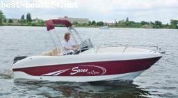 MOTORBOOTE: SAVER 19 OPEN