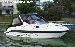 MOTORBOOTE: SAVER 650 CABIN - NEW GENERATION