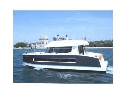 MULTIPLE HULL BOATS: FOUNTAINE-PAJOT MY 37