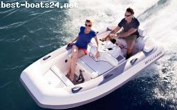 BATEAU PNEUMATIQUE: WILLIAMS TURBOJET 325