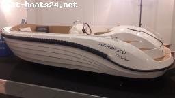 BARCHE A MOTORE: LOUNGE LOUNGE 570 TENDER