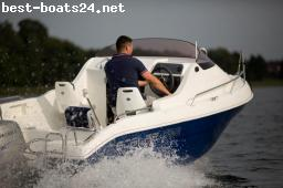 MOTORBOOTE: AMS AMS 525 CRUISER