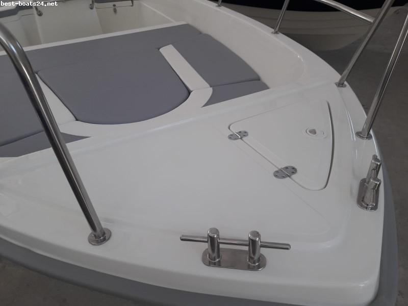 AMS-BOOTE AMS 450 OPEN