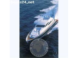 BARCHE A MOTORE: PERSHING 90