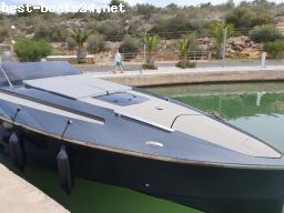 MOTOR BOATS: FRAUSCHER DEMON 1414