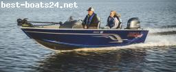 MOTOR BOATS: ALUMACRAFT ESCAPE 165 CS