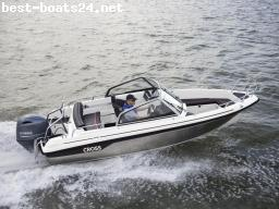 MOTORBOOTE: YAMARIN CROSS 57 BR
