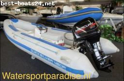 MOTORBOOTE: QUICKSILVER QS 450F