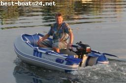 INFLATABLES: DELPHIN DL-230, NEUBOOT