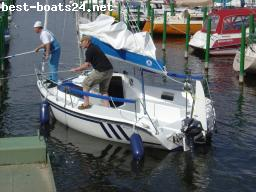 SAILING BOATS: PERFEKT JACHT WEYER 510
