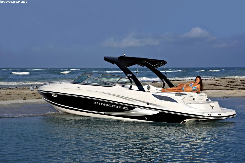 rinker 276 br motorboote kaufen. Black Bedroom Furniture Sets. Home Design Ideas