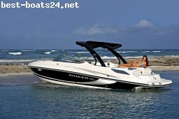 BARCO A MOTOR: RINKER 276 BR