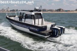 MOTOR BOATS: ARCTIC BOATS COMMUTER 25
