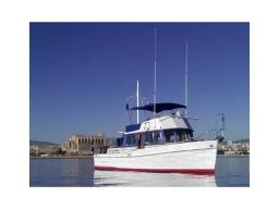 BARCO A MOTOR: AMERICAN MARINE BANKS 42 CLASSIC