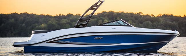Runabout-Boote