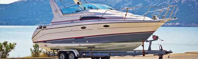 Trailerbare Boote